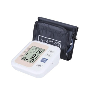 Automatic Digital Upper Arm Blood Pressure Monitor