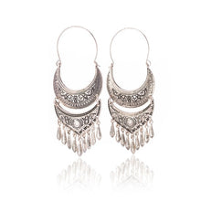 Load image into Gallery viewer, Ethnic Geometric Indian Earrings