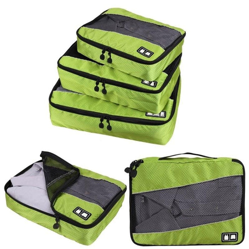 3Pcs/set Travel Organizers