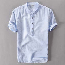 Load image into Gallery viewer, Short Sleeve Summer Shirt