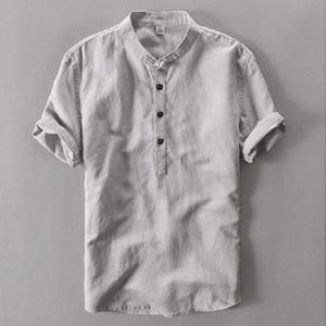 Short Sleeve Summer Shirt