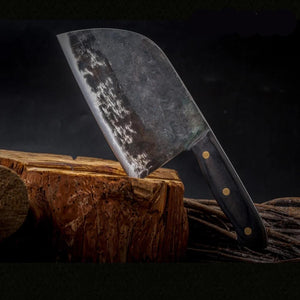 Chef Knife Steel Cleaver