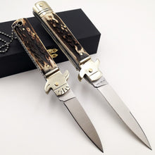 Load image into Gallery viewer, Italian Mafia Switchblade Knife