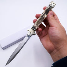 Load image into Gallery viewer, Italian Godfather Switchblade Knife