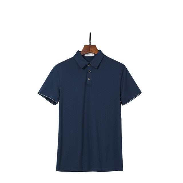 Summer Men's Polo Shirt