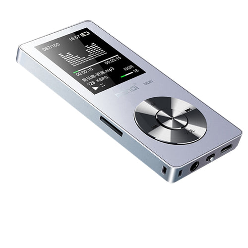 Portable Metal mp3 Player Built-in Speakers
