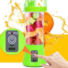 Load image into Gallery viewer, USB Rechargeable Portable Blender