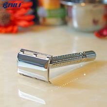 Load image into Gallery viewer, Men's Manual Shaving Safety Blade Razor