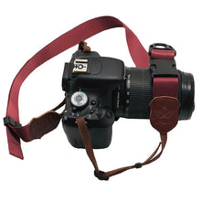 Load image into Gallery viewer, DSLR Shoulder Neck Camera Strap Belt
