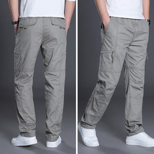 Men's Casual Cotton Pants