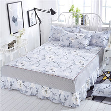 Load image into Gallery viewer, Fashion Printing Bedsheet Single Double Bed