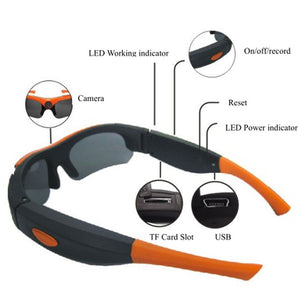 HD 1080P Camera Smart Glasses
