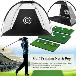 Foldable Golf Hitting Cage
