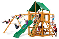 5 Benefits of Growing Up with a Playset