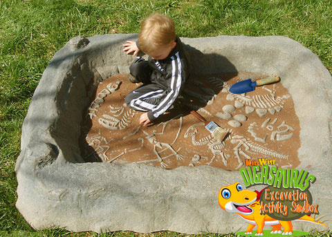 Digasaurus Activity Sandbox