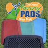 "Image of 1.5"" Fanny Pads - Rubber Safety Mat - 2 Pack"