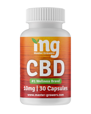 CBD CAPSULES 10mg: FOR OPTIMUM WELLNESS