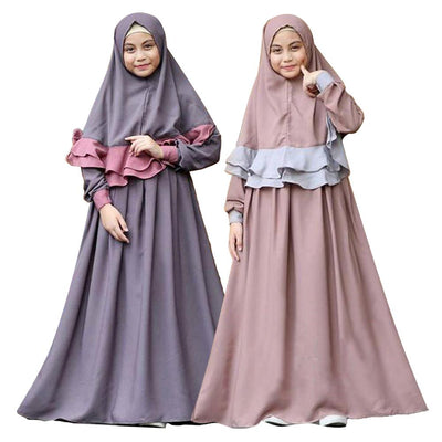 Traditional Abaya For Girl