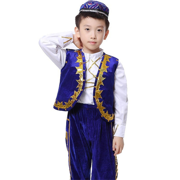 Traditional Boys Clothing Jubba Thobe