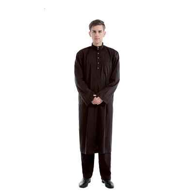 Men Islamic Clothing Two Pieces