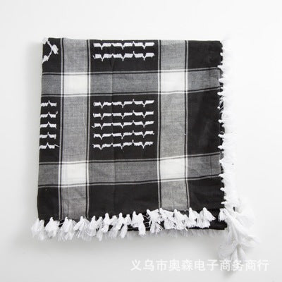 100%Cotton Thicker Men Scarf