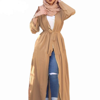 Robe Burqa Kuftan Women Dress