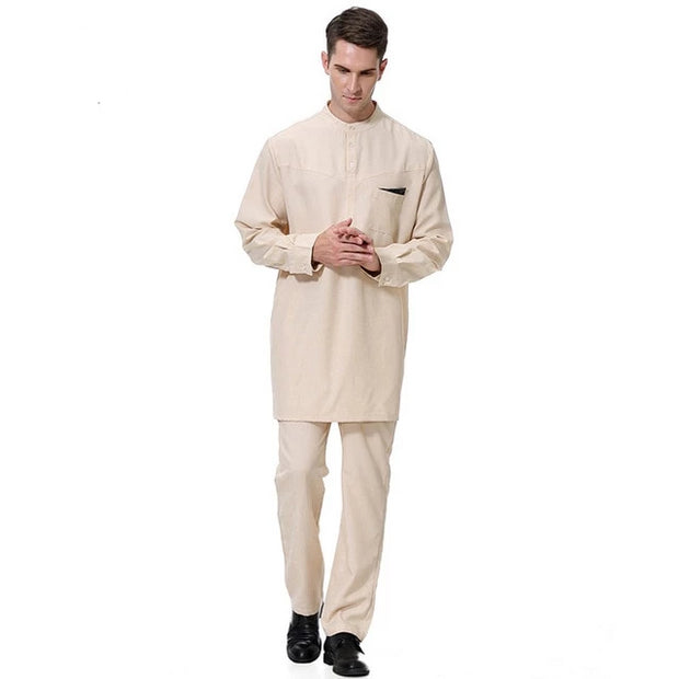 Men Jubba Thobe Tops & Pants
