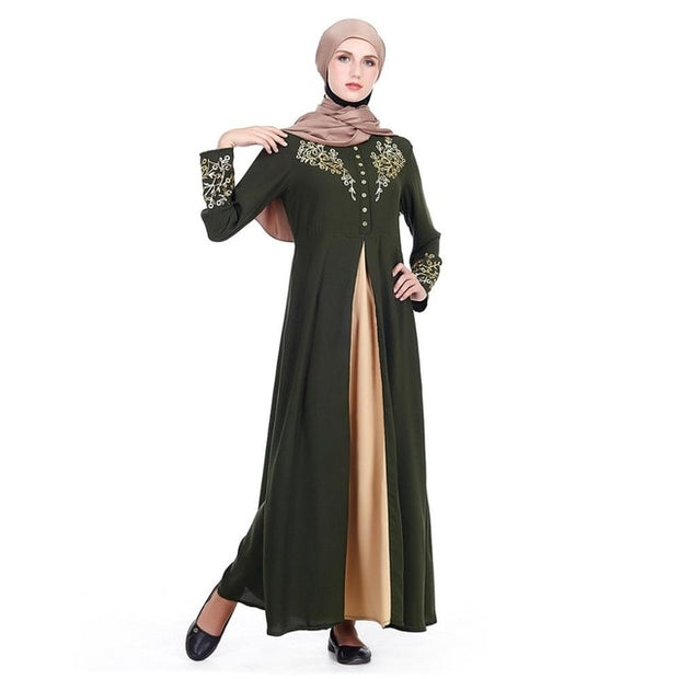 kaftan Dress Muslim Women