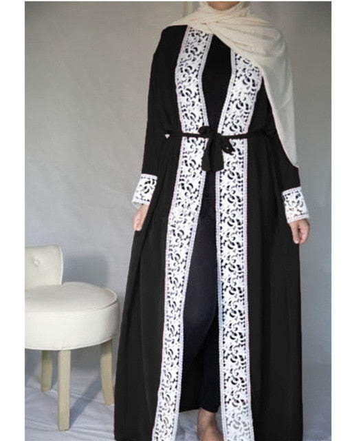 New muslim dress abaya