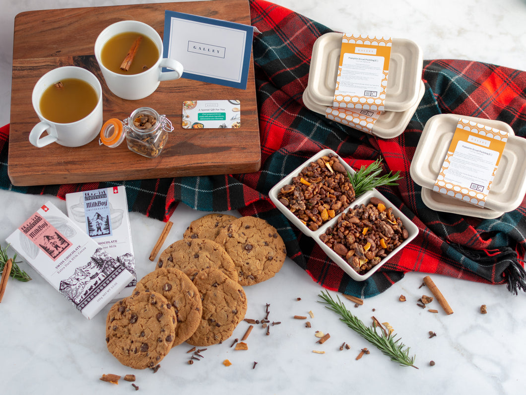 Send Holiday Curated Gift Boxes food gift