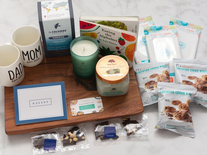 Deluxe New Baby & Parent Gift Package