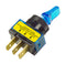 TOGGLE SWITCH BLUE 20 AMP