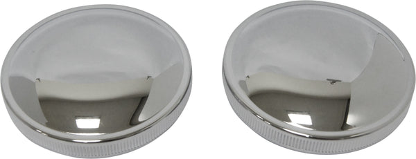 CAM STYLE GAS CAP SET CHROME