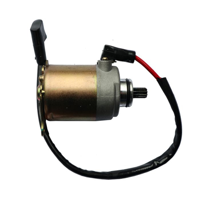 Starter Motor for Snow Leopard and more