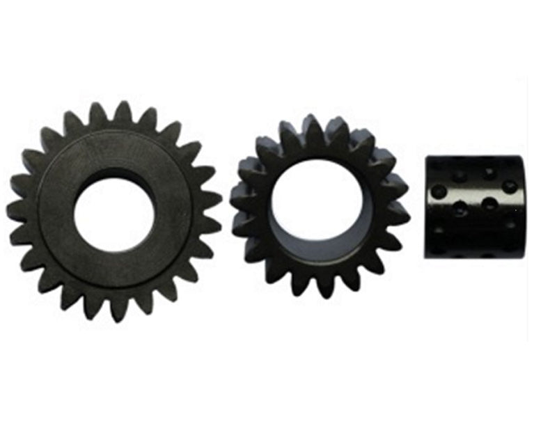 Drive and Driven Gear Set With Spacer for DB 17 and more