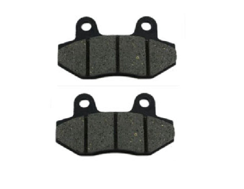 Rear Disk Brake Pad for TBR7