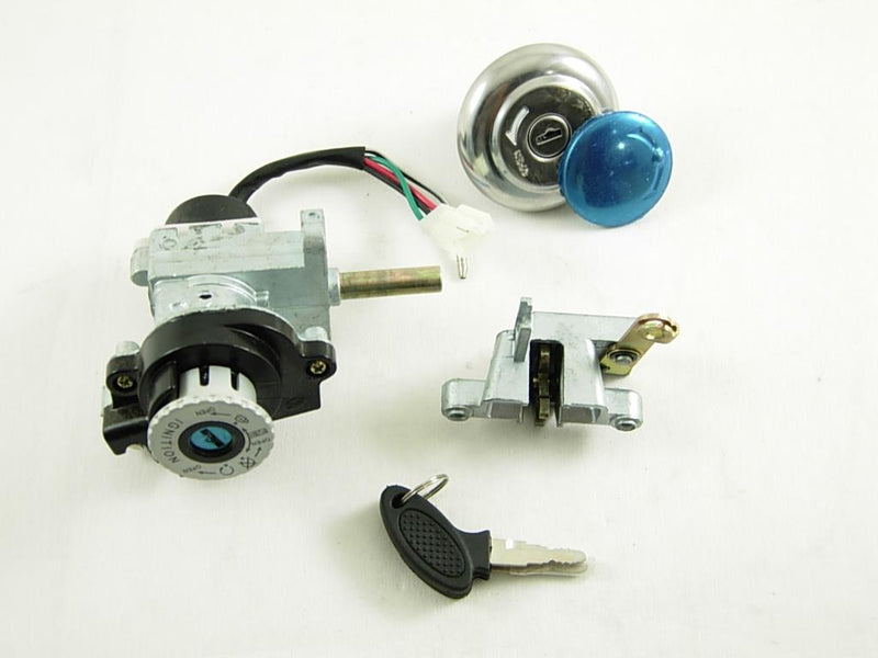 Ignition Key Switch for Milano 50