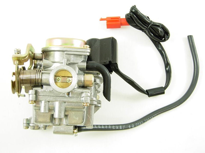 Electric Choke Carburetor  PZ19 for Speedy 50 and more