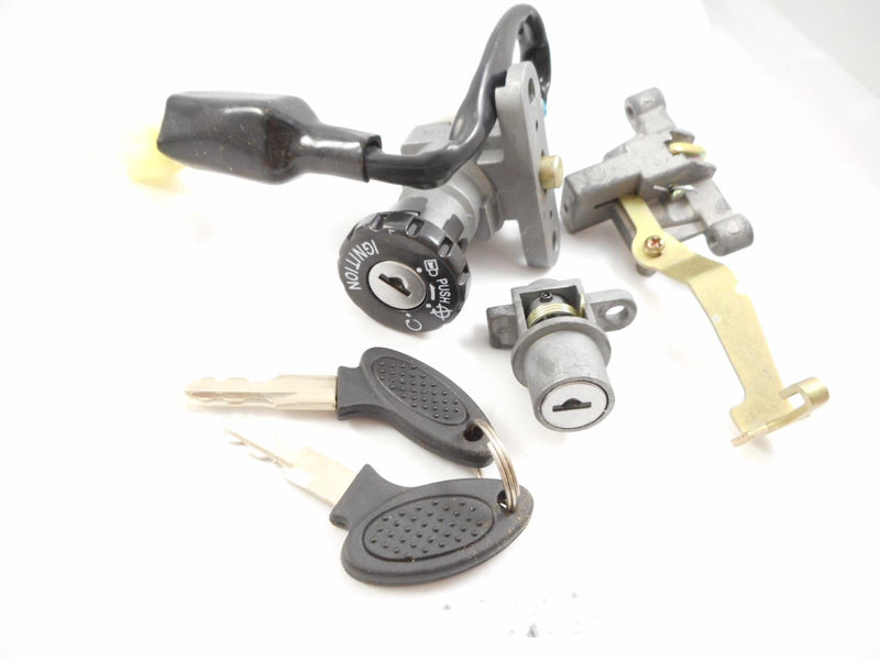 Ignition Key Switch for Vetas 50