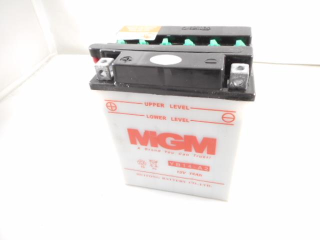 12V 14Ah Battery  5 1/4 x 3 1/2 x 6 1/2 for Freelander 300 4x4 and more