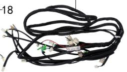 Wire Harness for Targa 150 and more