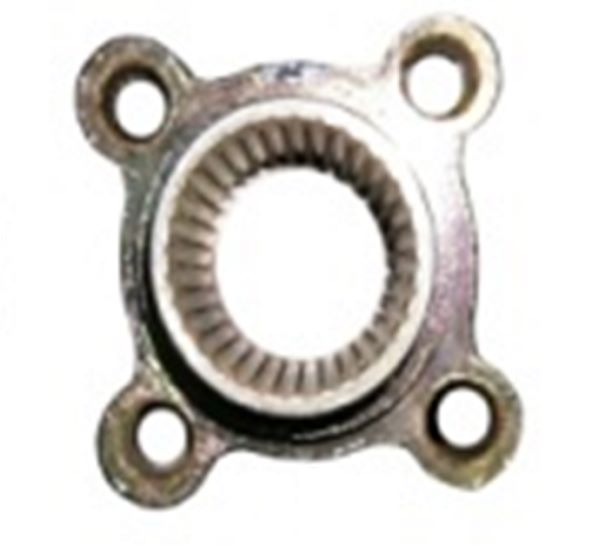 Sprocket Fixed Flange; Four Holes/32 Teeth for Bull 200