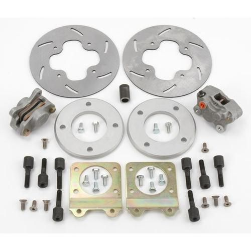 HIGHLIFTER FRONT DISC BRAKE CONVERSION KIT HLHONDB-1 FOR HONDA 300/350/400/450/500/650