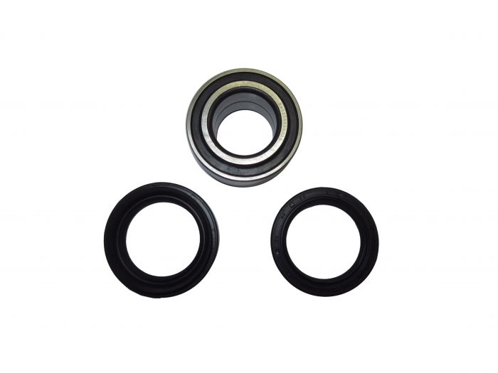 Wide Open Front Bearing and Seal Kitfor Arctic Cat 250 2x4 , 250 4x4 , 300 2x4 , 300 4x4 , 375 2x4 Automatic , 375 4x4 Automatic , 400 2x4 Automatic , 400 2x4 Manual , 400 2x4 FIS Automatic , 400 2x4 Manual , 400 4x4 Automatic , 400 4X4 Manual , 400 4x4 A