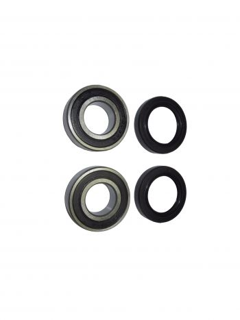 Wide Open Front Bearing and Seal Kitfor Honda TRX90 FourTrax , TRX90 SporTrax , TRX90EX , TRX125 FourTrax 1985 , 1986 , 1987 , 1988 , 1993 , 1994 , 1996 , 1997 , 1998 , 1999 , 2000 , 2001 , 2002 , 2003 , 2004 , 2005 , 2006 , 2007 , 2008 , 2009 , 2010 , 20