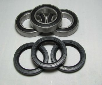 Wide Open Rear Bearing and Seal Kitfor Kawasaki KFX450R 2008 , 2009 , 2010 , 2011 , 2012