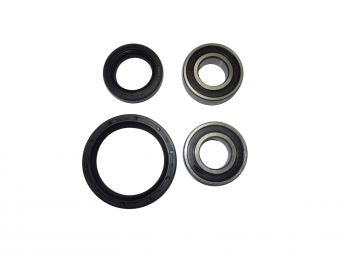 Wide Open Front Bearing and Seal Kitfor Yamaha YFA1 Breeze , YFM125 Grizzly 1989 , 1990 , 1991 , 1992 , 1993 , 1994 , 1995 , 1996 , 1997 , 1998 , 1999 , 2000 , 2001 , 2002 , 2003 , 2004 , 2005 , 2006 , 2007 , 2008 , 2009 , 2010 , 2011 , 2012 , 2013