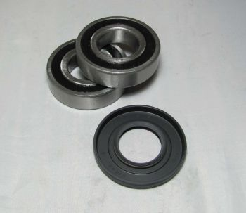 Rear Bearing & Seal Kit for Polaris 325/500 Magnum 2x4/4x4, 325/425 Xpedition (99-01) by Wide Open 25-1322