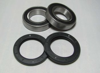 Rear Wheel Bearing & Seal Kit for Polaris Applications (85-99) by Wide Open 25-1321
