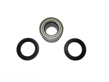 Wide Open Front Bearing and Seal Kitfor Suzuki LT-A450X King Quad Axi , LT-A500X King Quad 4x4 Automatic AXi , LT-A700X King Quad 4x4 , LT-A750X King Quad AXi LTD 2005 , 2006 , 2007 , 2008 , 2009 , 2010 , 2012